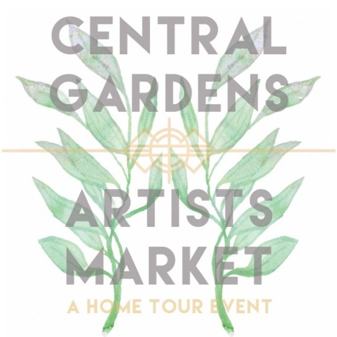 Central Gardens Artists Market